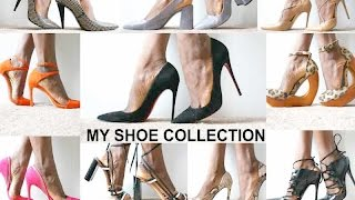 my shoe collection 2016 christian louboutin giuseppe zanotti isabel marant topshop more