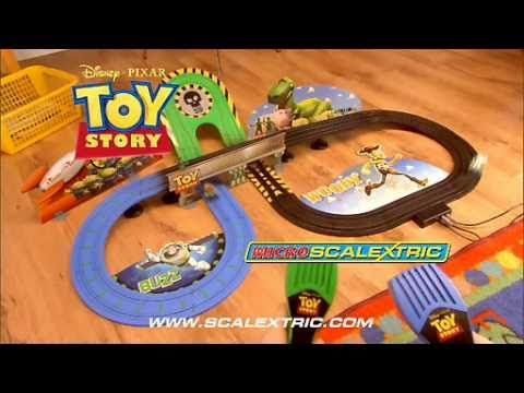 Scalextric – Toy Story TV Advert