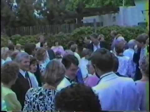 FLYNN WEDDING,PAT & VINCE, MAY 31, 1986