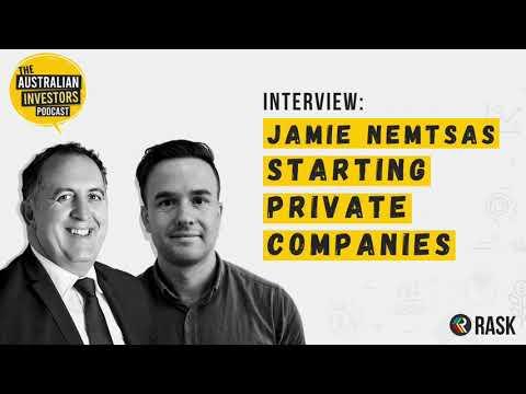 Jamie Nemtsas: Starting & operating private companies