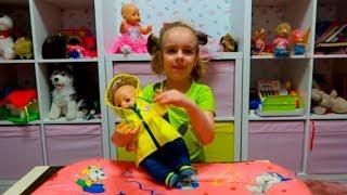 Беби Бон ОДЕЖДА для куклы Baby Born Выбираем наряд для мальчика