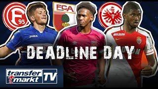 Deadline Day-Ticker #5: Die letzten Transfers der Bundesligisten | TRANSFERMARKT