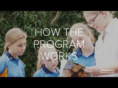 How The Girl Guides Australia Program Works