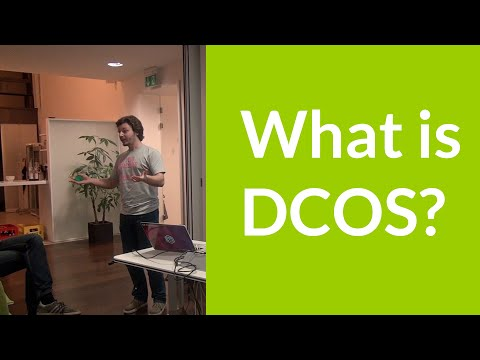Distributed Computing with Apache Mesos and DCOS - inovex Meetups