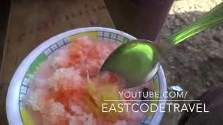 Es campur   Indonesian ice dessert