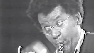Anthony Braxton Quartet, East Berlin 1985