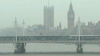 Venda de automóveis em queda no Reino Unido