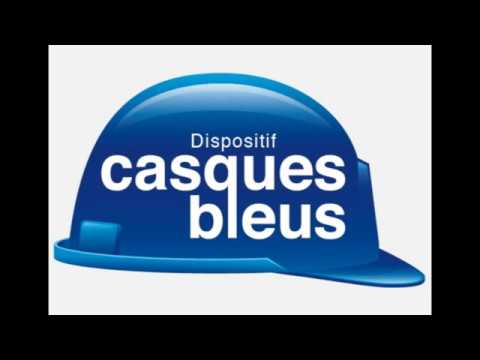 1-LANCEMENT DISPOSITIF D AIDES D URGENCE CASQUES BLEUS