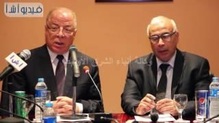 بالفيديو : وزير الثقافة في ضيافة