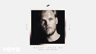 Baixar Avicii - Never Leave Me (Lyric Video) ft. Joe Janiak