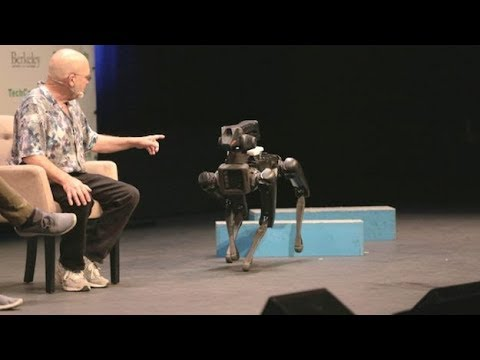 Latest in robotics, technology gets the spotlight at TechCrunch Sessions