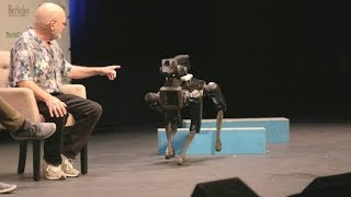 Latest in robotics, technology gets the spotlight at TechCrunch Sessions thumbnail