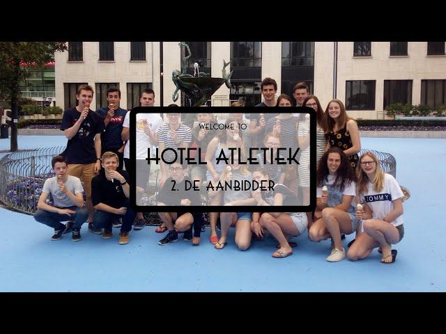 Hotel Atletiek - 2. De aanbidder