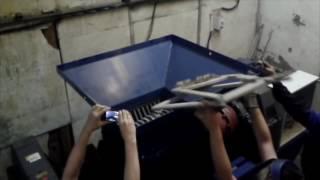 Универсальный шредер Спектр - переработка пластика(, 2016-07-29T09:03:22.000Z)