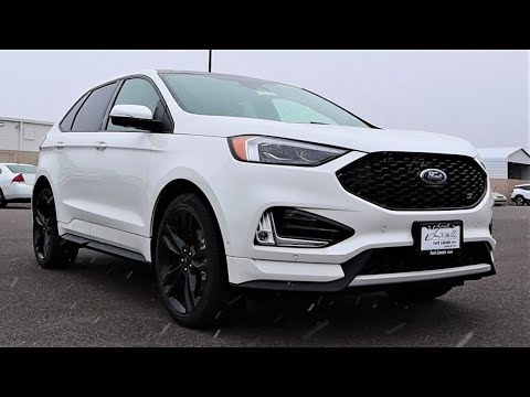 New Ford Edge ST: Does The Edge Need To Be Redesigned???