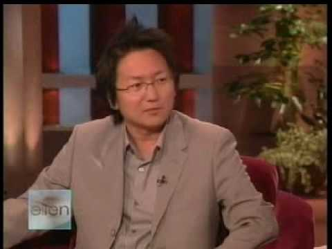 Interview to Masi Oka - Ellen DeGeneres (Part 1)