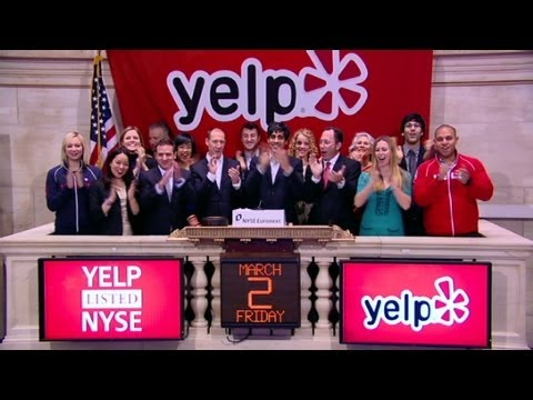 Yelp IPO soars! Are you kidding me?
