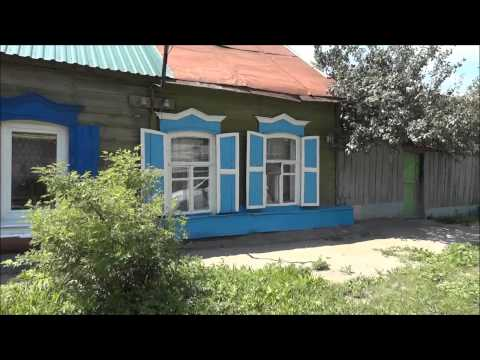 Russian Village. Old Houses. Life in Small Russian Town. Vlog: Russia 2013. P14