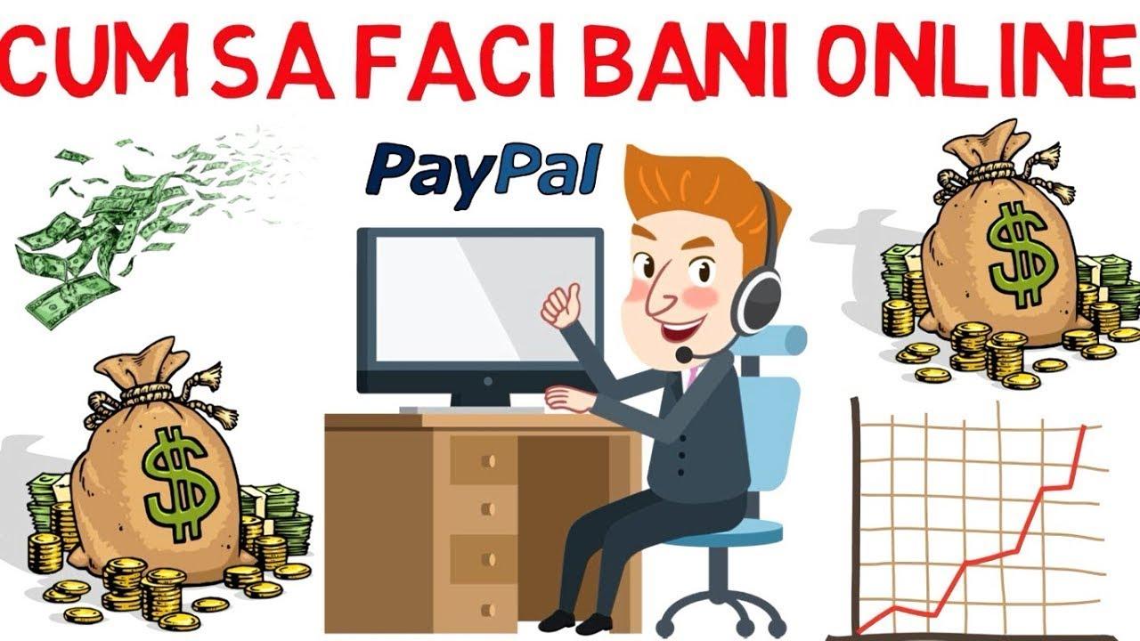 cum să faci bani online stabil