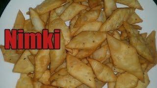 Easy recipe|How to make Nimki|Authentic Nepali Kitchen (49)