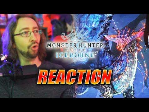 max-reacts:-new-elder-&-more-monsters!-monster-hunter-iceborne-trailer