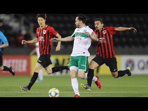 Al Rayyan 2-1 Lokomotiv Tashkent (AFC Champions League 2019: Group Stage)