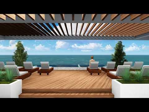 Goldwynn Hotel Condo, Bahamas - Designed by Makow Associates Architects Inc. - 2019