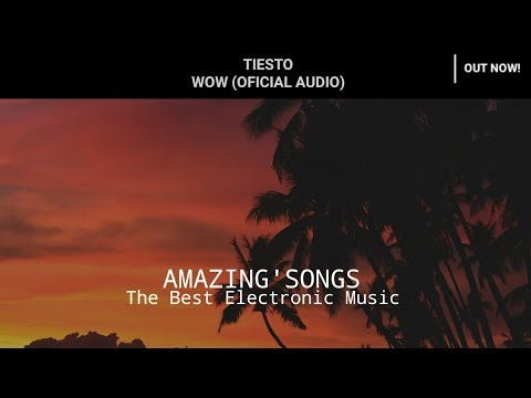 Tiesto - WOW (Official Audio) [HD]