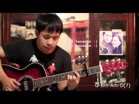 The Wedding Song - Davey Langit (Guitar Cover)