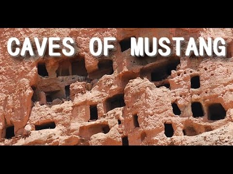 Lost Caves of Mustang - Ancient Tibet