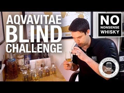 Aqvavitae Blind Tasting Challenge