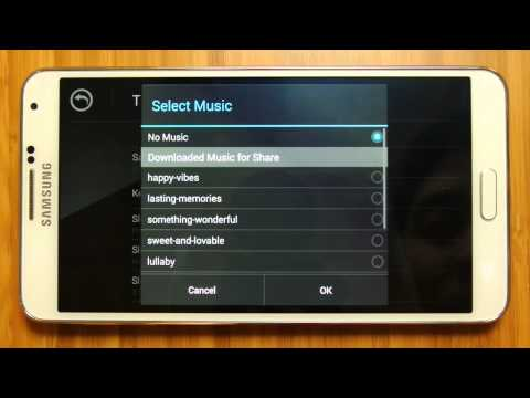 How to Make and Share Slideshows on Android with CameraAce