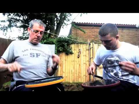 Scottish Pipe Band Drumming : 2/4 March: Donald Cameron