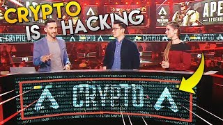 CRYPTO IS HACKING PRO APEX LEAGUE! - Best Apex Legends Funny Moments and Gameplay Ep 213