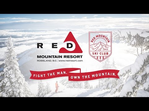 """Fight the Man. Own the Mountain."" Become an owner of RED Mountain Resort"
