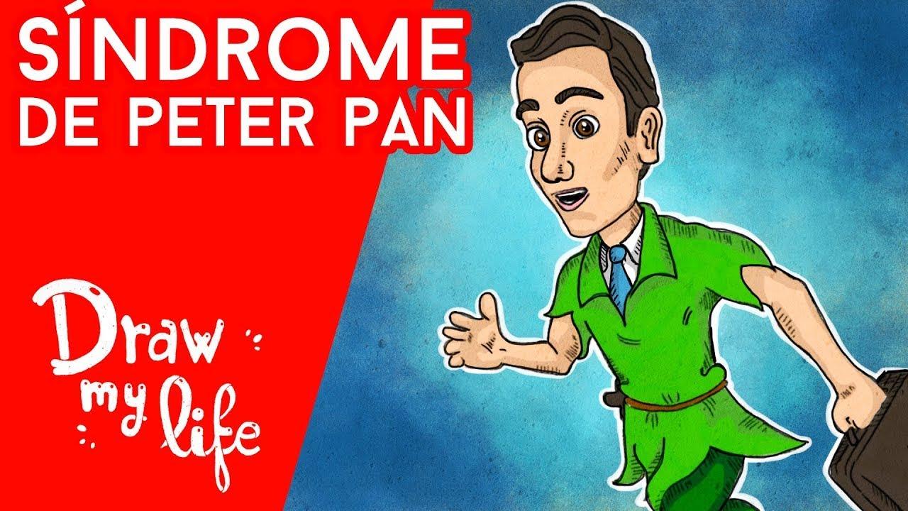 SÍNDROME de PETER PAN: ¿Qué es? | Draw My Life