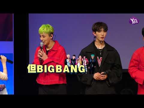 【本週】男團NTB動感出道 想效仿BIGBANG防彈發光發熱