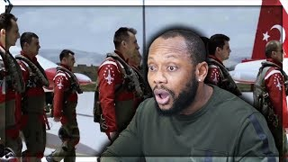 MUHTEŞEM TANITIM FİLMİ - ONLAR TÜRK YILDIZLARI - TURKISH STARS' AMAZING VIDEO | REACTION!!!