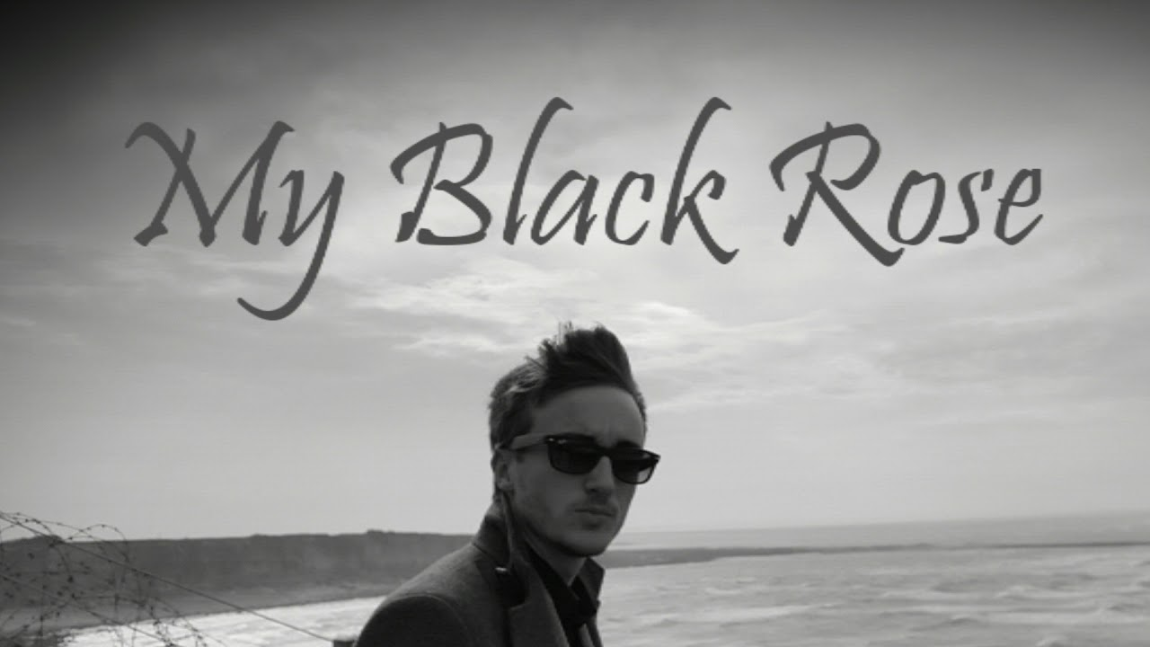 01- A song for her -MY BLACK ROSE  J-M-M