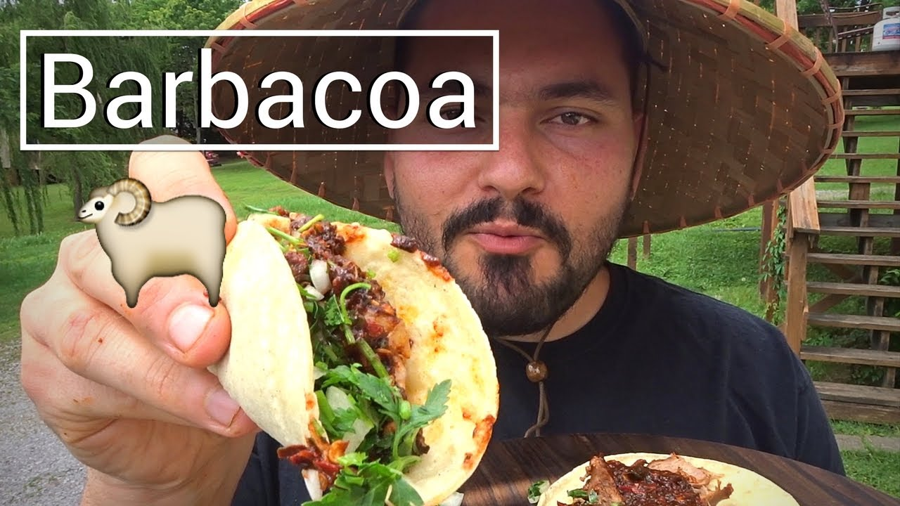 Barbacoa de borrego en casa la capital youtube - Barbacoa en casa ...