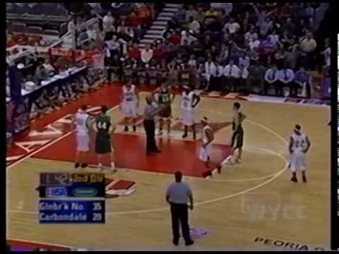 2005 IHSA Boys Basketball Class AA Championship Game: Northbrook (Glenbrook North) vs. Carbondale