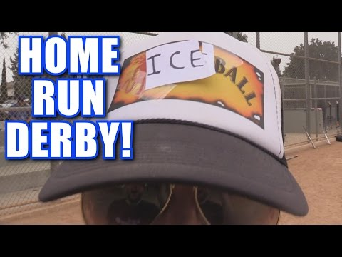 INCREDIBLE HOME RUN DERBY! | On-Season Softball Series