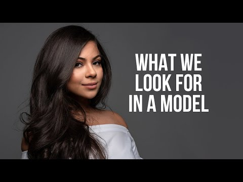Modeling Audition Tips | What We Look For In A Model