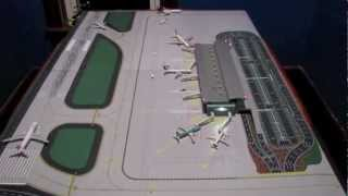 Gemini Jets 1:400 Airport Set-up Review