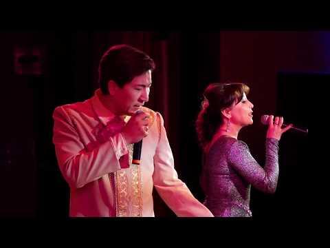 """Китайская песня """"Золотая гора"""". Венера Юлгильдина и Салават Мухамедьяров"""