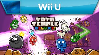 Toto Temple Deluxe - Nintendo eShop Trailer (Wii U)