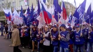 Мой Первый Первомай в Белгороде! 1 мая 2015 года ^^(, 2015-05-01T10:35:53.000Z)
