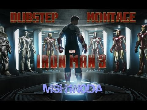 Iron Man 3 Dubstep [Example & Datsik - Perfect Replacement]