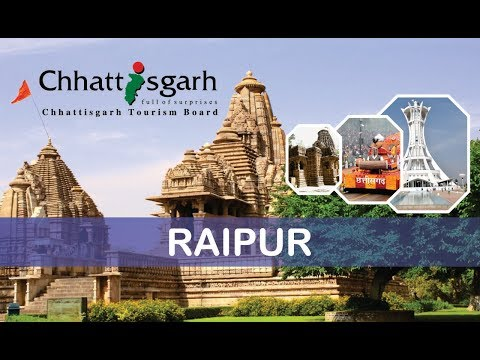 Raipur | Chattisgarh Tourism | Top Places to Visit in Chattisgarh | Incredible India