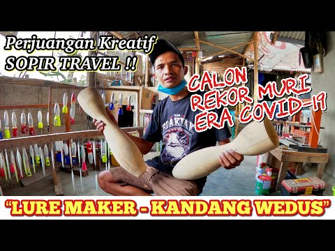 kisah-sopir-travel-banting-setir-lure-maker,-hingga-export- -(vlog-episode-#39)